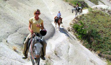 Horse Riding in Cappadocia