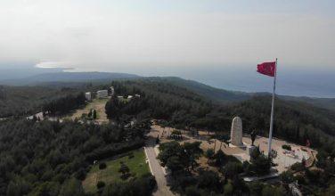 Chunuk Bair Gallipoli
