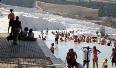 Antalya Tour from Kusadasi via Pamukkale Tour