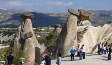 Cappadocia Tour from Ankara