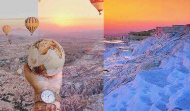 Ephesus – Pamukkale & Cappadocia Tour by Plane (5 Days)