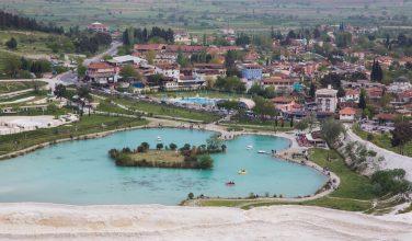 Pamukkale Day Tour from Kusadasi & Izmir Hotels