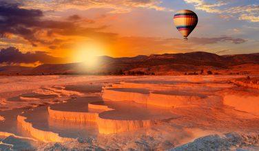 Pamukkale to Cappadocia Tour