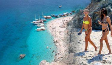Antalya, Turkey - Top destinations at Turkey