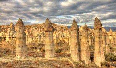 Monk's Valley Cappadocia