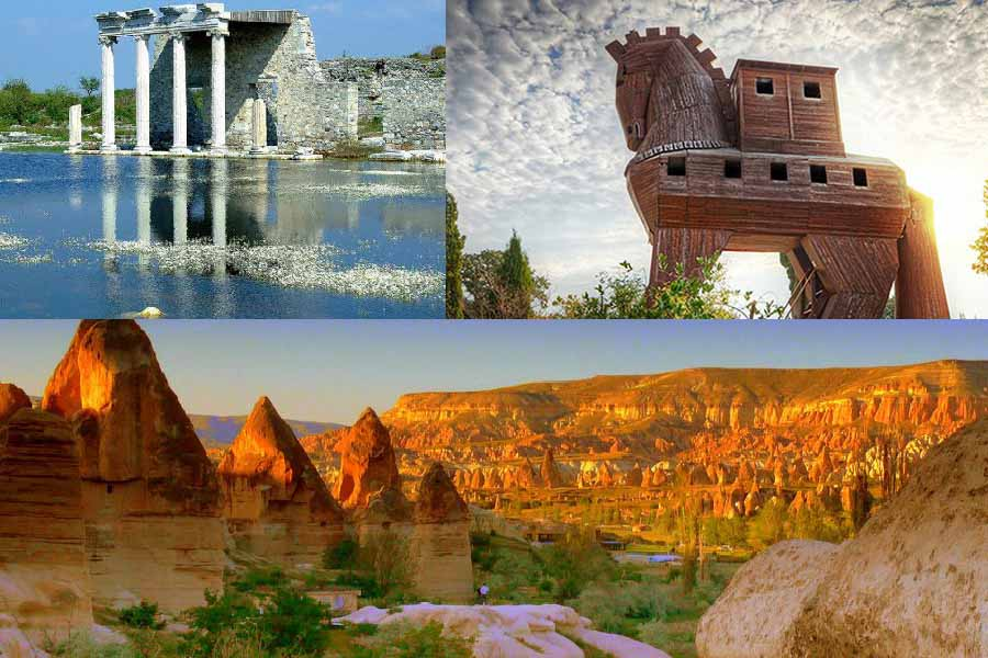Discover Turkey Tour Package